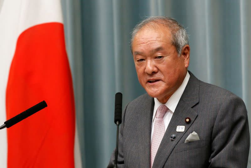 Senior Japan ruling party member suggests early election - media