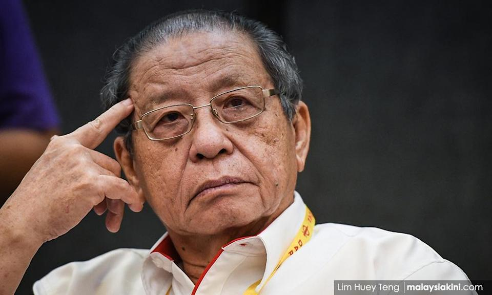 Pandemic being used to justify 'multiplicity of sins' - Kit Siang