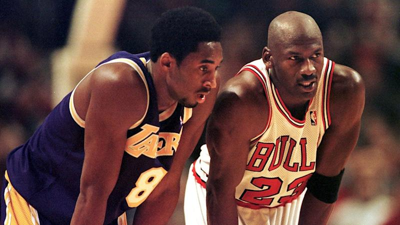 Michael Jordan in 'Shock' Over Kobe Bryant's Death: 'Words Can't Describe the Pain'