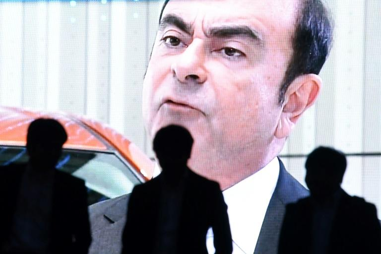 "Ghosn has denounced his downfall as a Nissan ""plot"" and voiced fears he might not receive a fair trial"