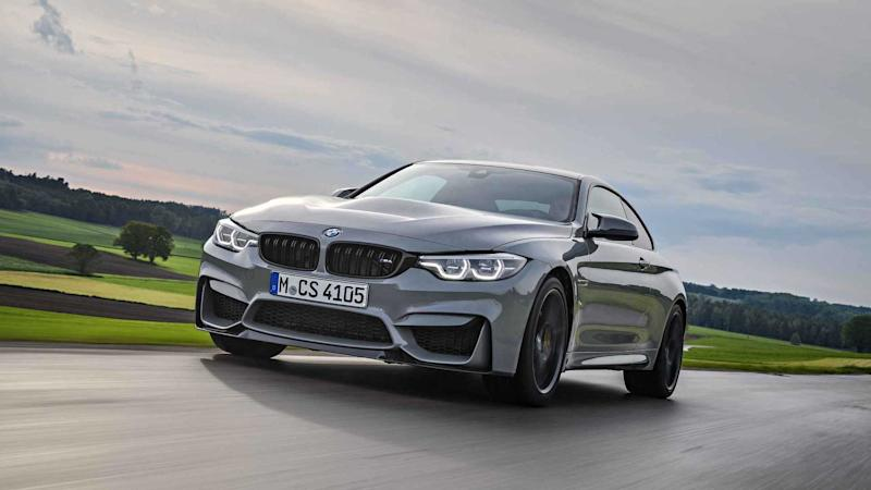 BMW reportedly looking to launch M4 Gran Coupe
