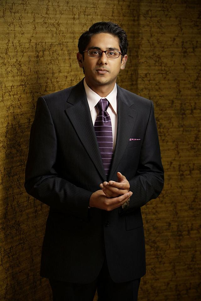 "Adhir Kalyan stars as Timmy on ""Rules of Engagement."""