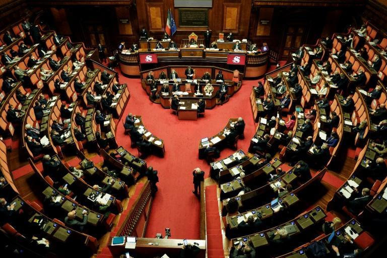 The anti-establishment M5S once threatened to upend Italy's political order