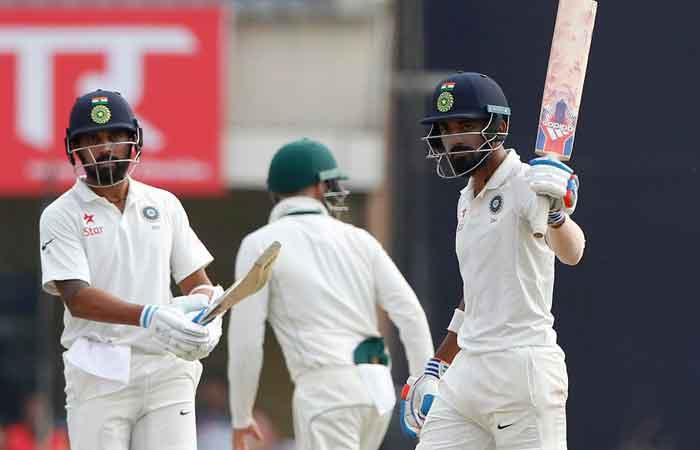 India vs Australia: Third Test, Day 2 (SCORECARD)