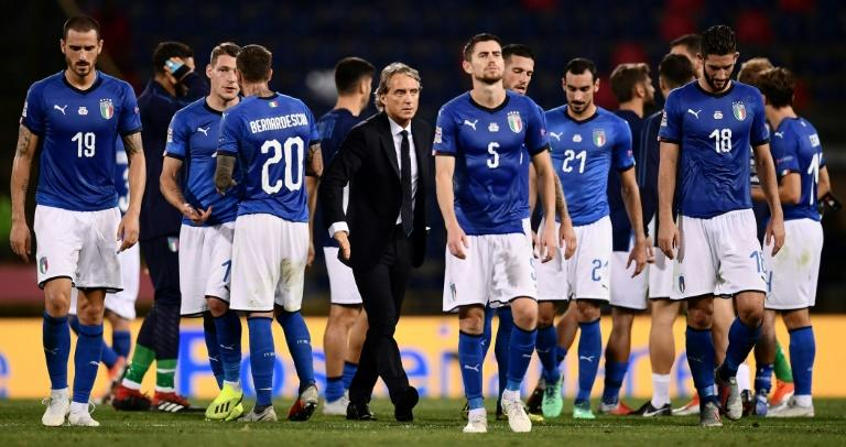 Roberto Mancini saved face with a 1-1 Nations League draw against Poland in his competitive debut as Italy coach
