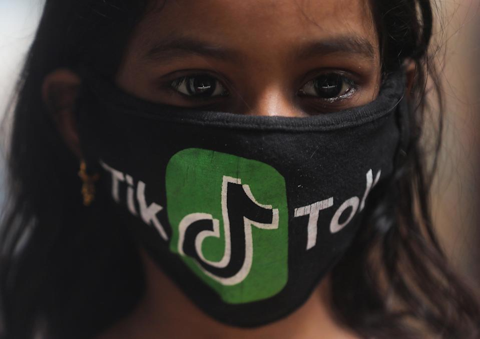 India banned TikTok in June last year claiming several Chinese apps posed 'a threat to sovereignty and security.' Photo: Francis Mascarenhas/Reuters
