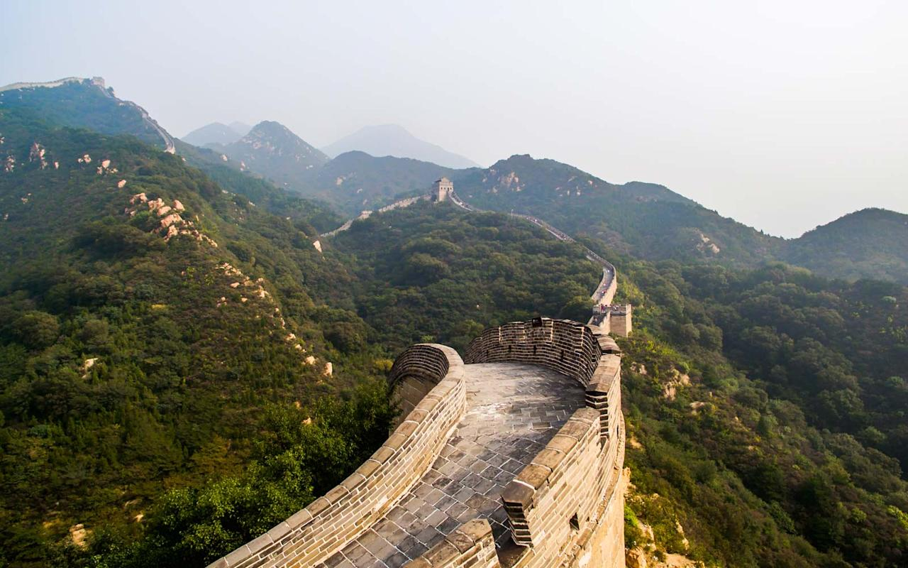 The Great Wall Of Xhina Kids Facts