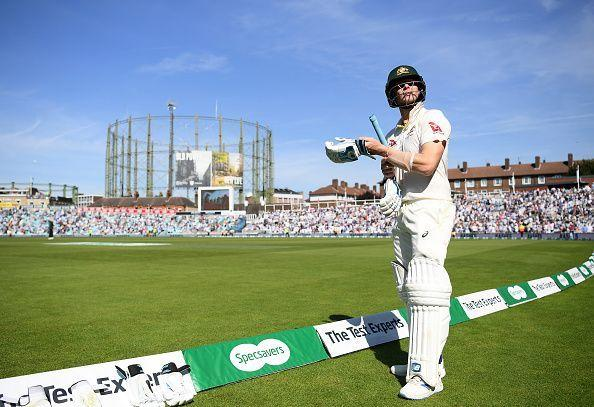England v Australia - 5th Specsavers Ashes Test: Day Four