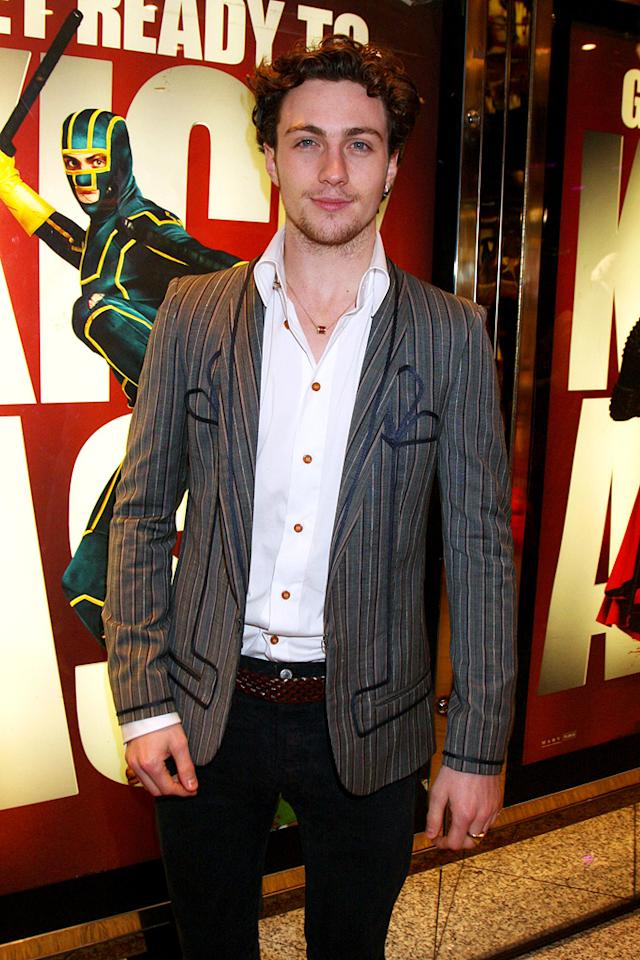 "<a href=""http://movies.yahoo.com/movie/contributor/1804500479"">Aaron Jackson</a> at the London premiere of <a href=""http://movies.yahoo.com/movie/1810063108/info"">Kick-Ass</a> - 03/22/2010"