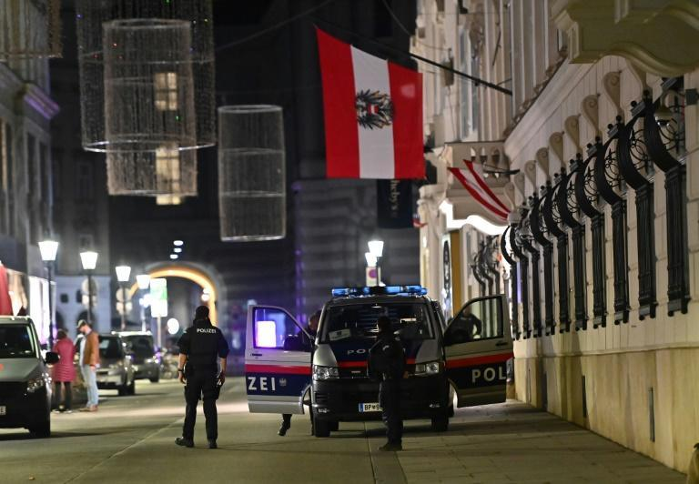 """The attacks, in six locations including near a synagogue, were carried out by """"several suspects armed with rifles"""", police said"""
