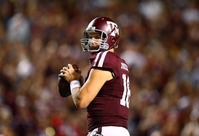Texas A&M QB Matt Joeckel decides to transfer; competition to replace Manziel down to two