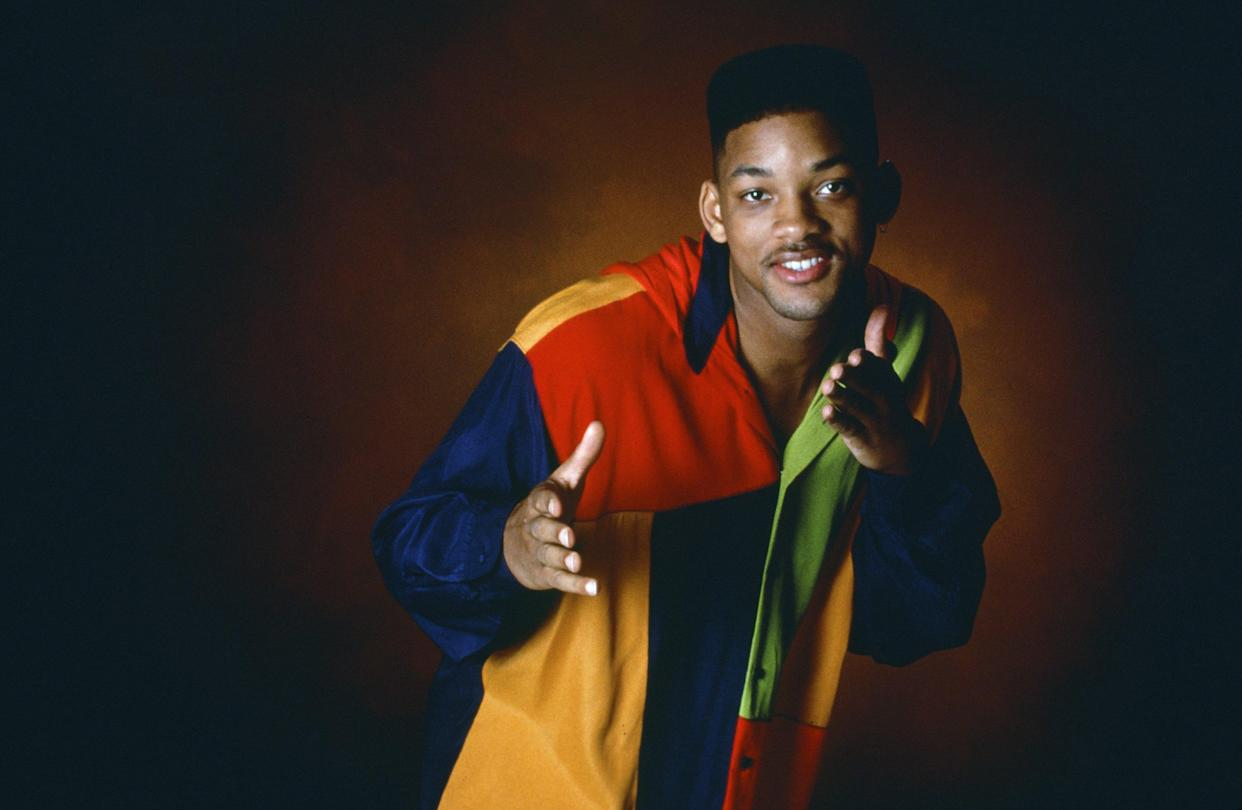 THE FRESH PRINCE OF BEL-AIR -- Season 1 -- Pictured: Will Smith as William 'Will' Smith -- Photo by: Chris Haston/NBCU Photo Bank