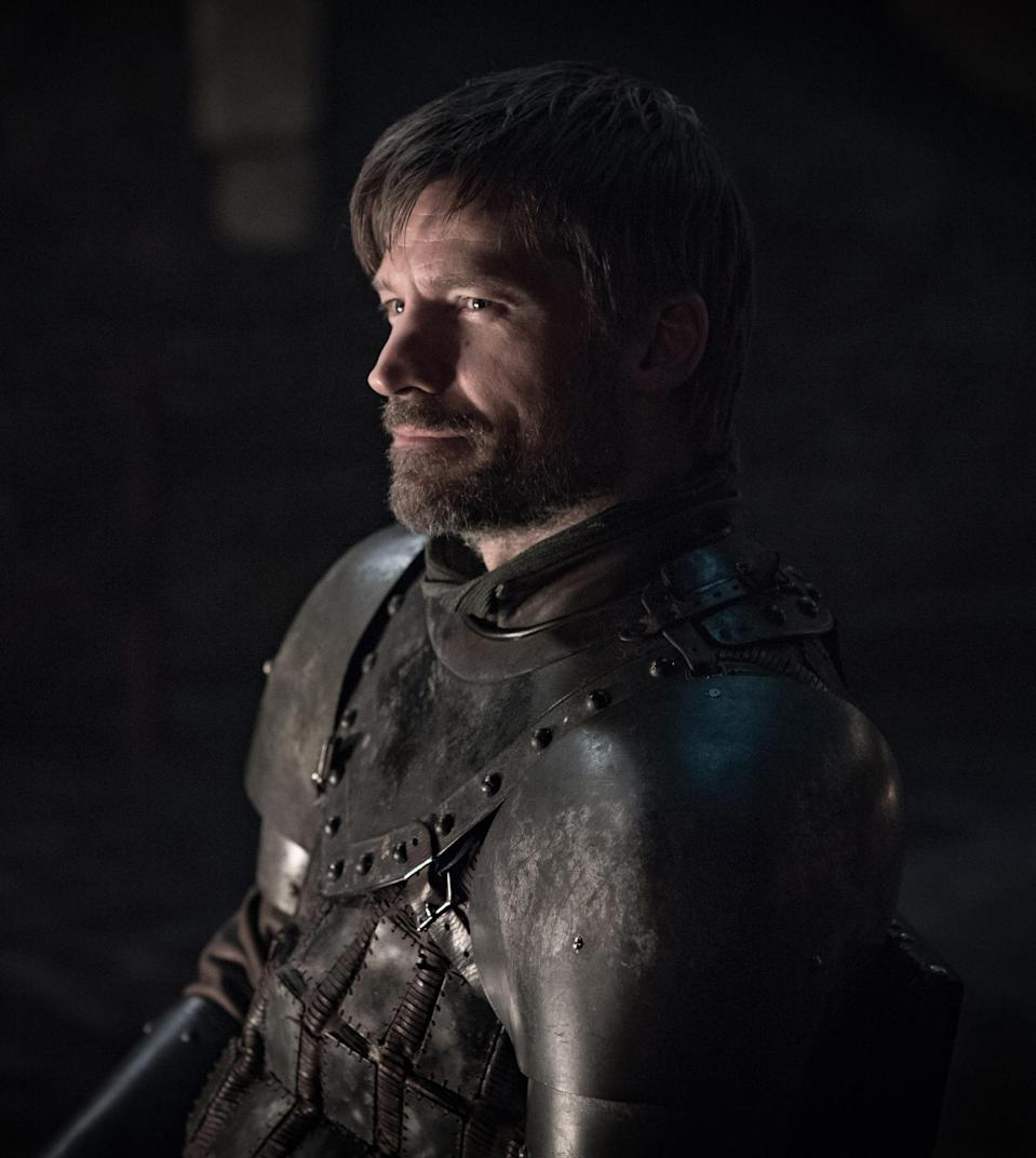 <p>Having severed ties with his sister-lover, Jaime is now a lone wolf … uh, golden lion. So what master will this warrior serve now? One possibility is that he and his buddy Bronn can just go on a singing tour of the Summer Isles. </p>