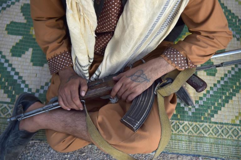Government forces have been on the back foot for months as the Taliban step up operations ahead of the US withdrawal scheduled to finish by September 11