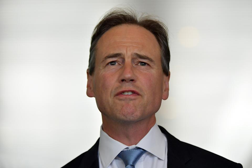 Minister for Health Greg Hunt has unleashed on Facebook after it balked at the government attempt to make it pay news publishers. Source: AAP