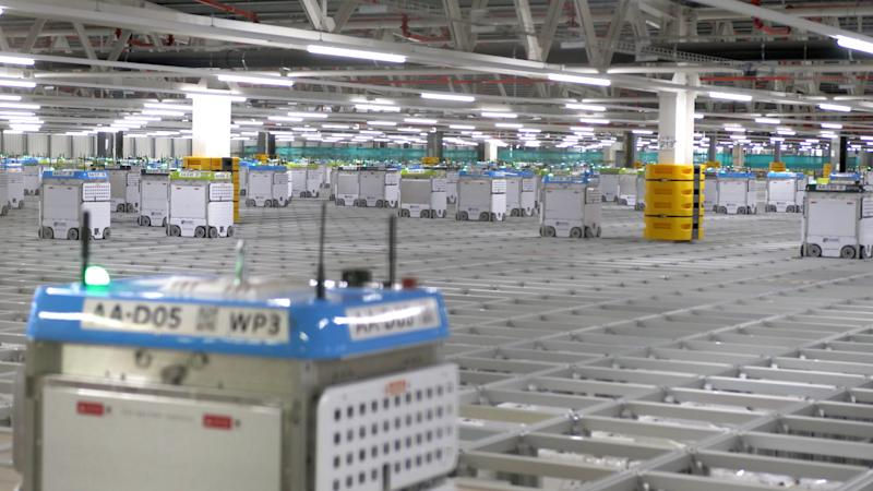 Ocado servers thought they were under attack from onslaught of shoppers