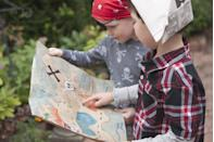 """<p>Speaking of exploring, Dr. Trumbell also proposes a scavenger hunt comprised of things you might find around the house or even out in nature. If anything is too difficult for the kids to locate, you can always swoop in and help them find the buried, perhaps under a <a href=""""https://www.redbookmag.com/home/decor/g1944/couches-to-buy/"""" rel=""""nofollow noopener"""" target=""""_blank"""" data-ylk=""""slk:couch"""" class=""""link rapid-noclick-resp"""">couch</a> cushion, treasure.</p>"""