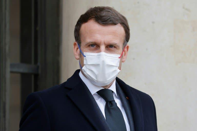Emmanuel Macron à l'Elysée le 17 mars 2021 (photo d'illustration) - Ludovic MARIN © 2019 AFP