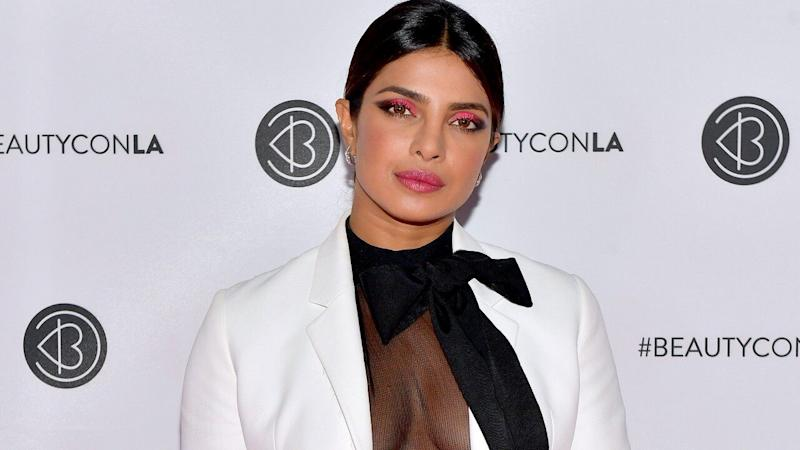 Pakistani woman calls Priyanka Chopra `hypocrite`, actress hits back in style