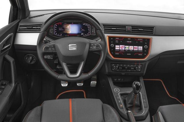 Seat developing car stereo without speakers or headphones