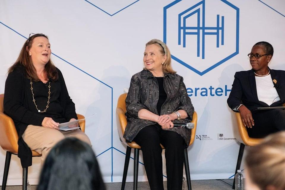 accelerateHERis a global events series bringing together entrepreneurs, CEOs and global  leaders    (AccelerateHER)