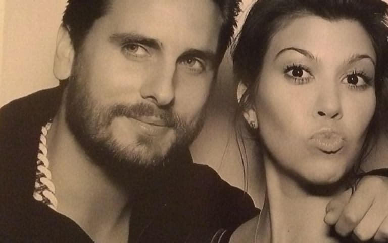 Are Kourtney and Scott getting married?