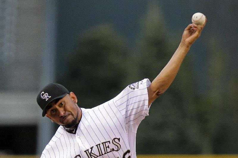 Morales leads Rockies to 2-1 win over Giants