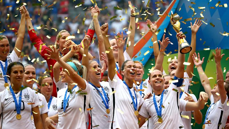 U.S. Soccer, women's national team reach new contract to end dispute
