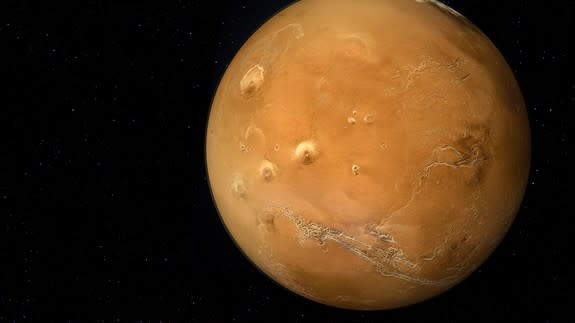 "<img alt=""""/><p>We've long thought about the unlikely possibility of life on Mars, but it's under the planet's surface where those chances look stronger.</p> <p>A new study <a rel=""nofollow"" href=""https://www.nature.com/articles/s41561-018-0243-0#"">published in <em>Nature</em></a> suggests that the salty water which subsists under Mars' surface could hold enough oxygen to support the kind of life which flourished on Earth billions of years ago.</p> <div><p>SEE ALSO: <a rel=""nofollow"" href=""http://mashable.com/article/bepicolombo-launch-mercury?utm_campaign&utm_cid=a-seealso&utm_context=textlink&utm_medium=rss&utm_source"">What you need to know about the two spacecraft launching to Mercury Friday</a></p></div> <p>While there are traces of ice deep under the planet's surface, the sheer scarcity of oxygen in Mars' atmosphere has diminished any belief that life could thrive on the planet. Until now.</p> <p>""We discovered that brines on Mars can contain enough oxygen for microbes to breathe,"" NASA Jet Propulsion Laboratory (JPL) theoretical physicist Vlada Stamenković, the lead author of the paper, <a rel=""nofollow"" href=""https://www.afp.com/en/news/826/mars-likely-have-enough-oxygen-support-life-study-doc-1a77od1"">told AFP.</a></p> <p>""This fully revolutionises our understanding of the potential for life on Mars, today and in the past ... We never thought that oxygen could play a role for life on Mars due to its rarity in the atmosphere, about 0.14 percent."" </p> <p>In 2016, <a rel=""nofollow"" href=""https://www.jpl.nasa.gov/news/news.php?feature=6544"">the Curiosity Mars rover</a> found high levels of manganese oxides, a discovery which points to the likelihood of the planet having more atmospheric oxygen then than it does now. </p> <p>In the latest study, the researchers put together models to see how oxygen would dissolve in the brine, in temperatures which would be expected on the surface of Mars.</p> <p>A first model looked at temps below freezing, while a second model estimated climate changes over the last 20 million years, and then over the next 10 million years. </p> <p>They found oxygen becomes far more soluble in waters with lower temperatures and higher salt content, which means that the planet's polar regions could show the most potential for future life.</p> <p>""Our results do not imply that there is life on Mars,"" Stamenkovic added. ""But they show that the Martian habitability is affected by the potential of dissolved oxygen.""</p> <div> <h2><a rel=""nofollow"" href=""https://mashable.com/video/andri-ragettli-indoor-parkour?utm_campaign&utm_cid=a-bonusvideo&utm_context=textlink&utm_medium=rss&utm_source"">WATCH: Freestyle skier nails nearly impossible DIY indoor parkour course</a></h2> <div> <p><img alt=""Https%3a%2f%2fvdist.aws.mashable.com%2fcms%2f2018%2f10%2f5cbba7d6 a9b2 5806%2fthumb%2f00001""></p>   </div> </div>"