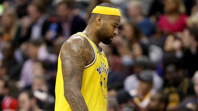 Golden State Warriors center DeMarcus Cousins is getting closer to making a return in the NBA playoffs.