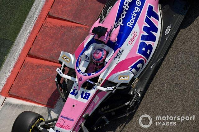 """Lance Stroll, Racing Point RP19 <span class=""""copyright"""">Jerry Andre / Motorsport Images</span>"""