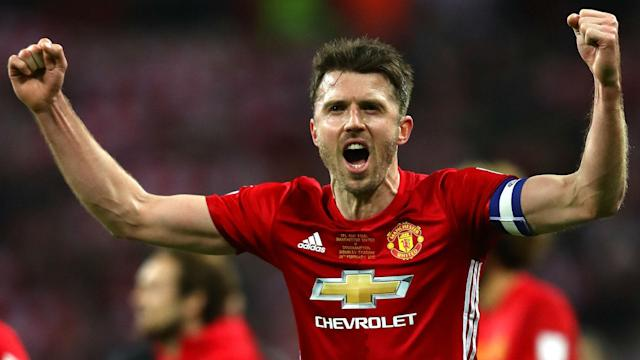 He will be honoured with a testimonial match at the end of the season, but could it be Michael Carrick's last at Manchester United?