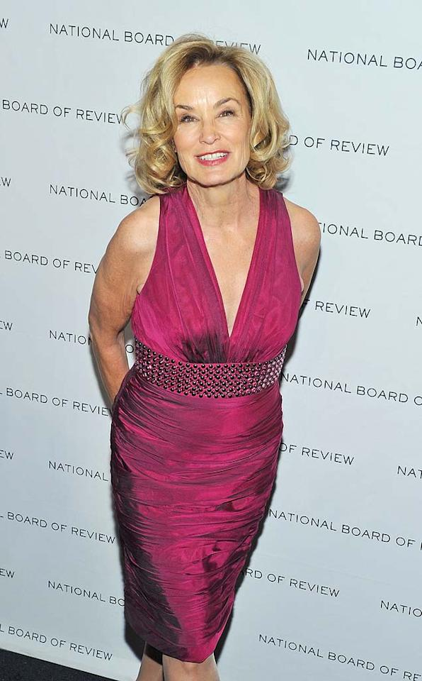 "April 20: Jessica Lange turns 62 Mike Coppola/<a href=""http://www.gettyimages.com/"" target=""new"">GettyImages.com</a> - January 11, 2011"