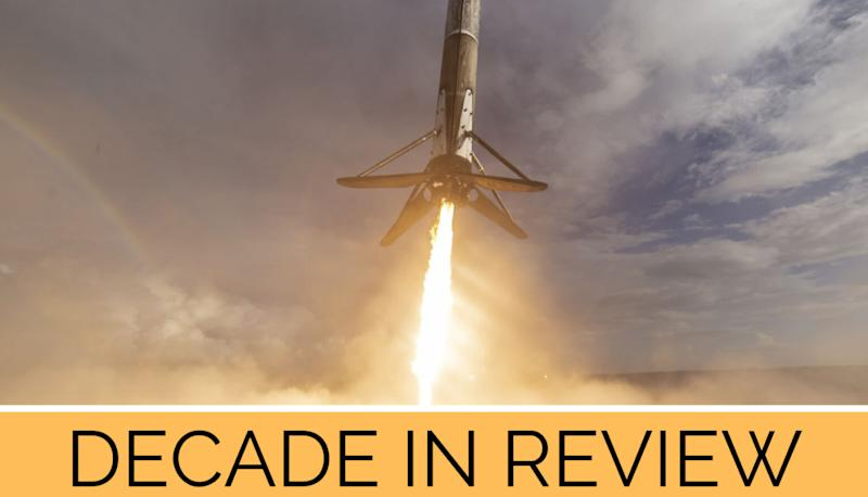 DECADE IN REVIEW: The top 10 Space stories of the past 10 years