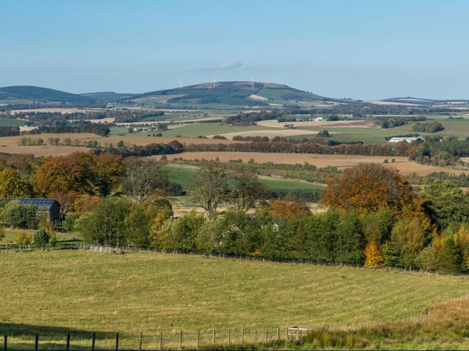 <p>The countryside near the 'metropolis' of Inverurie</p> (Getty/iStock)
