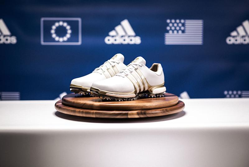 info for 084a5 8c557 Adidas reveals limited-edition TOUR360 golf shoe ahead of Ry
