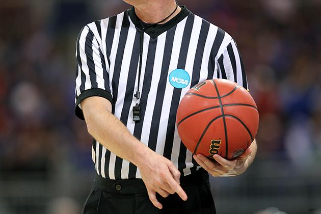 How college basketball refs hustle for their pay
