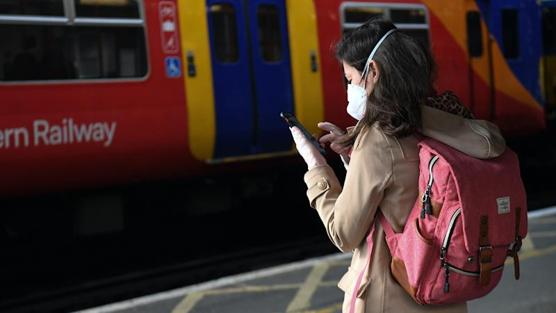 Rail services ramped up as workers encouraged to return to the office