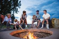 """<p>Break out kid-friendly musical instruments like kazoos and tambourines and host a family sing-along of patriotic tunes like """"This Land is Your Land"""" and """"America the Beautiful"""" around the campfire. </p><p><a class=""""link rapid-noclick-resp"""" href=""""https://www.amazon.com/Musical-Instruments-Toddlers-Eco-Friendly-Percussion/dp/B08H592W7Z/ref=sr_1_4?dchild=1&keywords=kids+musical+instruments&qid=1621523913&sr=8-4&tag=syn-yahoo-20&ascsubtag=%5Bartid%7C10050.g.4463%5Bsrc%7Cyahoo-us"""" rel=""""nofollow noopener"""" target=""""_blank"""" data-ylk=""""slk:SHOP MUSICAL INSTRUMENTS"""">SHOP MUSICAL INSTRUMENTS</a></p>"""