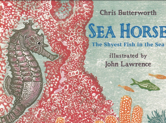 One parent objected that too much detail was given about seahorse sex (John Lawrence / Candlewick)
