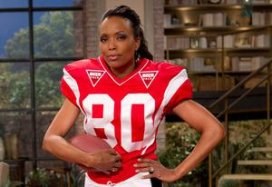Aisha Tyler | Photo Credits: Cliff Lipson/CBS