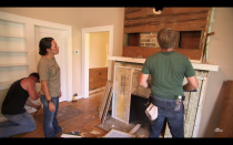 """<p>Sure, we all love Demo Day, but homeowners shouldn't expect dramatic <a href=""""https://www.purewow.com/entertainment/does-hgtv-pay-for-renovations-on-fixer-upper"""" rel=""""nofollow noopener"""" target=""""_blank"""" data-ylk=""""slk:renovations in every single room"""" class=""""link rapid-noclick-resp"""">renovations in every single room</a>. Some spaces (think: guest bedrooms and basements) simply get new floors and paint.</p>"""