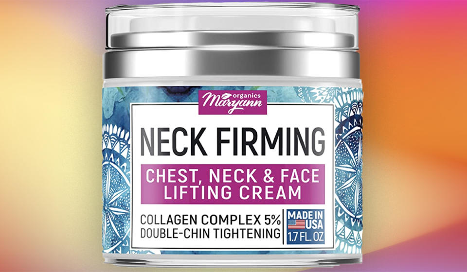 Your neck will thank you. (Photo: Amazon)