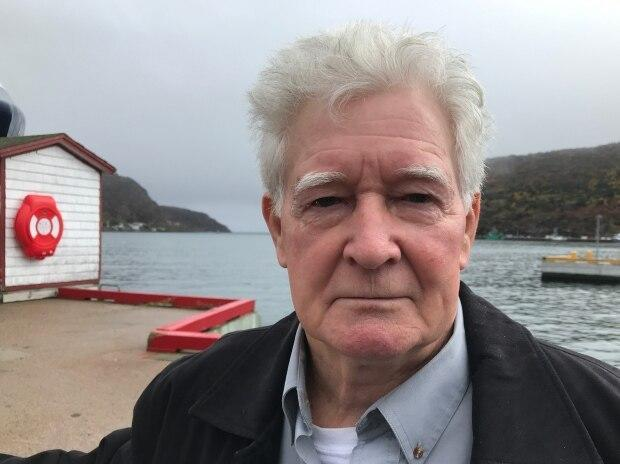 Leo White is a spokesperson for the Newfoundland and Labrador Coalition for Aquaculture Reform, and a strong critic of the controversial and growing industry. (Terry Roberts/CBC - image credit)