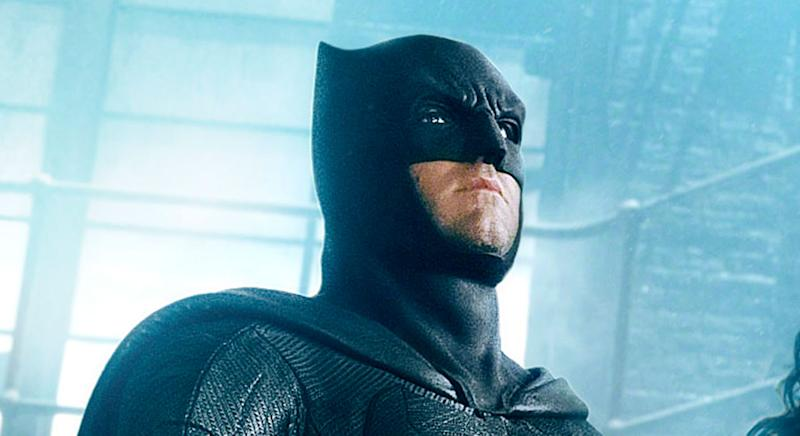 Affleck's Batman will next be seen in 'Justice League' (Warner Bros.)