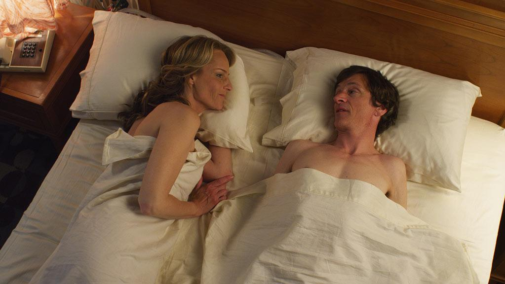 """ The Sessions "" Release date: October 26 Starring: Helen Hunt and John Hawkes"