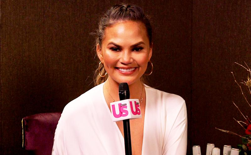 Chrissy Teigen Dishes on Parenting Fails, Baby Registry Regrets