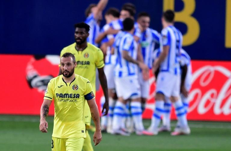 Villarreal's defeat to Real Sociedad left them with no chance of making next season's Champions League