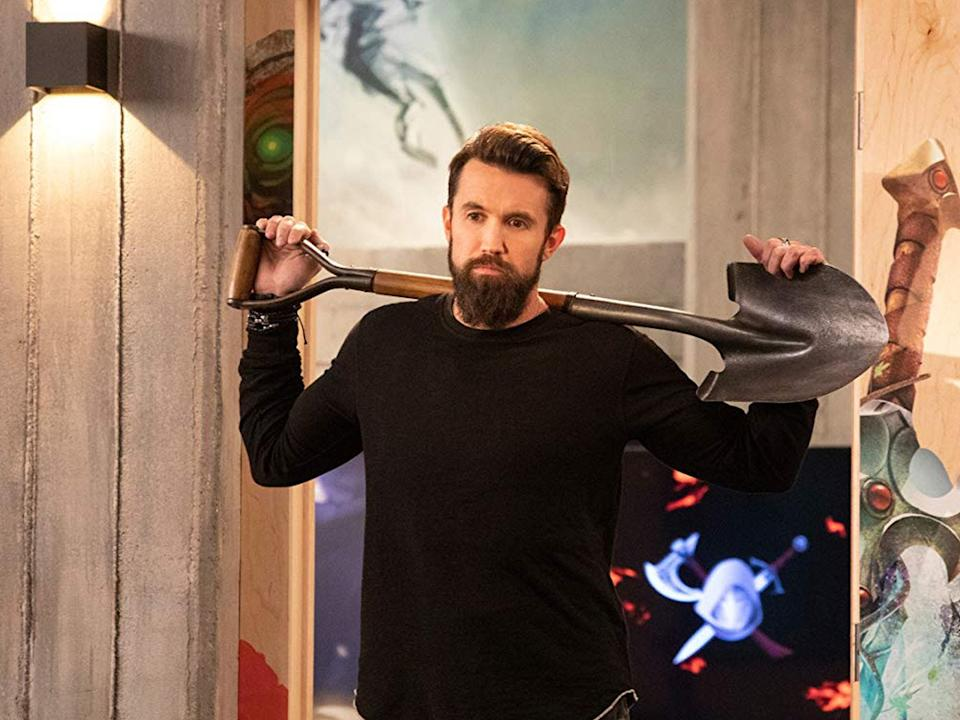 """Rob McElhenney in """"Mythic Quest."""""""