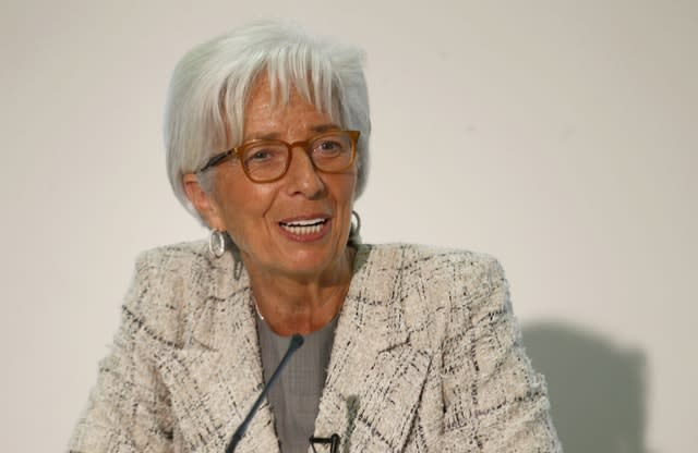 Christine Lagarde resigns as IMF Managing Director